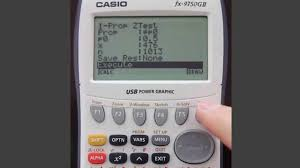 How To Make A Pie Chart On Ti 84 Plus Casio Fx 9750gii Vs Ti 84 Plus Which One To Pick