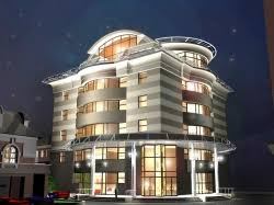 pgs diplom ru дипломные проекты по зданиям социально бытового  Проект №1 226 Гостиница на 34 места с офисными помещениями в г