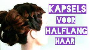 Kapsels Voor Half Lang Haar Linda Harmsen
