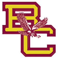 Boston College Eagles Primary Logo - NCAA Division I (a-c) (NCAA a-c ...