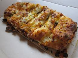 Review Dominos Bacon And Jalapeno Stuffed Cheesy Bread Brand
