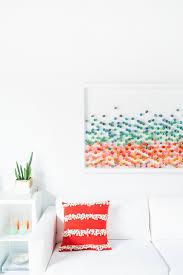 Gone are the days of boring wallpapers, it's the time to get more creative with wall art designs. Diy Paper Wall Art