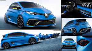2018 renault zoe. beautiful zoe renault zoe esport concept 2017 for 2018 renault zoe