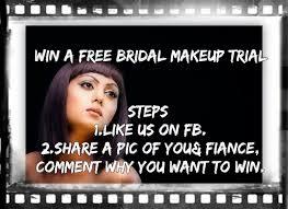 free bridal makeup trial freebridalmakeuptrialdipthia jpg