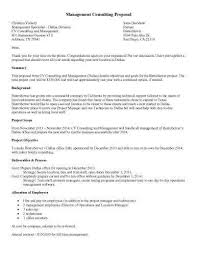 Technical Proposal Templates 32 Sample Proposal Templates In Microsoft Word