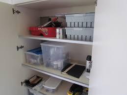 wide garage shelves
