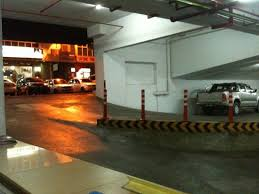 basement parking entrance. Exellent Parking LA Hotel Entrance To The Basement Floor Parking Intended Basement Parking N