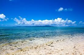 南国の透き通る海無料の写真素材はフリー素材のぱくたそ