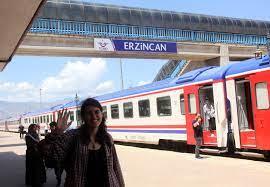 Nostaljik bir seyahat fenomeni: Doğu Ekspresi - Erzincan Haberleri
