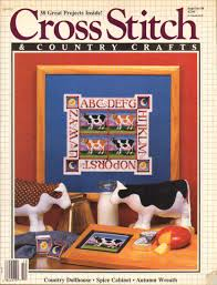 101 Best Loved Designs From Cross Stitch And Country Crafts Cross Stitch Country Crafts Sept Oct 88 Karen Strauss