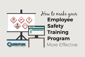 Employee Safty How To Make Your Employee Safety Training Program More Effective