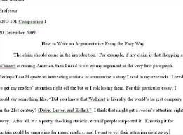 How to Write an Essay in Under    Minutes     Steps Image titled Write an Essay on WikiLeaks Step