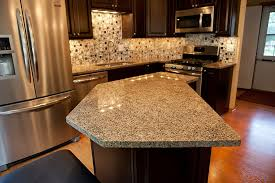 installed countertops