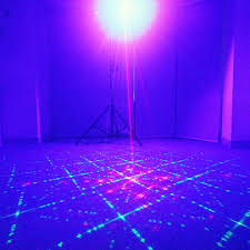 Blue Stage Lighting Us 47 02 55 Off Alien Rg 3 Lens 48 Patterns Mixing Laser Projector Stage Lighting Effect Blue Led Stage Lights Show Disco Dj Party Lighting In Stage