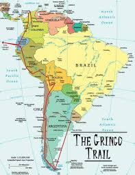 Another Word For Itinerary Is Backpacking Routes South America 3 Epic Itineraries