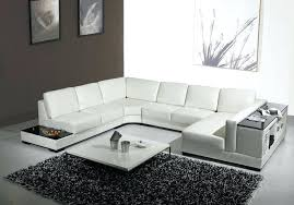 modern white sectional. White Sectional Couch Fabulous Leather Sofa With Chaise Breathtaking Reclining . Modern