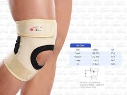 Tynor Knee Support Sportif Neoprene Size Xl Iso Ce