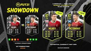 Fifa 21 career mode highest growth. Fifa 21 Showdown 3 Milner Vs Mctominay Reviews Predictions Fixture Information Upgrade Information More