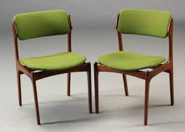 2 3 4 5 set of 5 model 49 dining chairs erik buch 1960s previous next