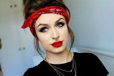 if you like rockabilly makeup tutorial you might love these ideas