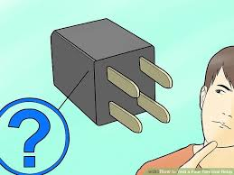 how to test a four terminal relay 7 steps pictures image titled test a four terminal relay step 2