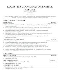 Resume Examples For Warehouse Inspiration Project Coordinator Resume Samples Project Coordinator Resume Sample