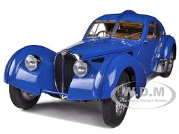 The type 57s version was a 'sportier' version of the type 57. Cmc 1938 Bugatti Type 57 Sc Atlantic 1 18 For Sale Online Ebay