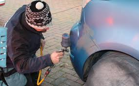how to repair scratches and scuffs to car paintwork