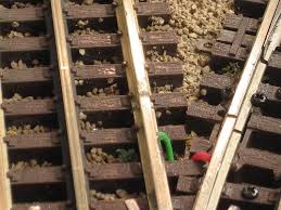 atlas o three rail switch question o gauge railroading on line forum yes i did some extensive work on the insulated rail sections note the pieces of styrene strips as insulators atlas has insulated rail joiners 6093