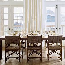 extremely ideas rattan dining room chairs 2