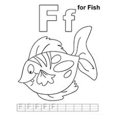 Top 25 Free Printable Fish Coloring Pages Online