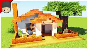 Sweet Minecraft House Designs How To Build A Small Simple House In Minecraft Minecraft House Tutorial