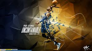 paul george uncontainable wallpaper
