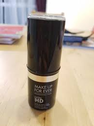 makeup forever ultra hd invisible cover stick foundation health