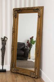 decorative antique style wall mirror