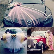 Wedding Car Decorations Accessories 100 best Wedding car decoration images on Pinterest Wedding car 32