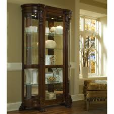 endearing curio cabinets applied to your house design furniture corner kitchen curio cabinet