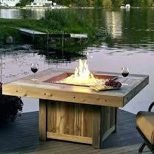 glass fire pit table backyard gas fire pit outdoor table with fire pit fire pit outdoor