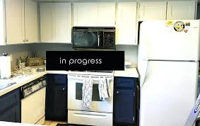 painted laminate kitchen cabinets kitchen decorating ideas on a budget how to