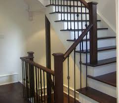 stairs and railings ...