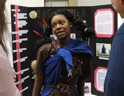 A walk through history: HES students dress up, present as historical  figures | News | glasgowdailytimes.com