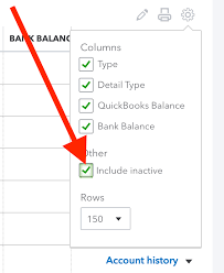 How To Import Chart Of Accounts In Quickbooks Online Budgetive