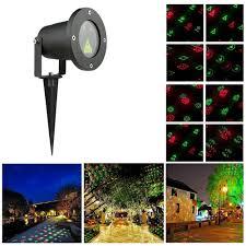 Laser Star Light Red Green Rg 12 Patterns Outdoor Laser Star Light Red Green Christmas