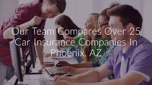 how to get car insurance in phoenix az