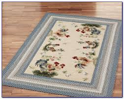 round rooster area rugs rugs home design ideas