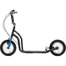 Купить <b>Самокат 2-х колесный Yedoo</b> Ox New Черный/синий ...