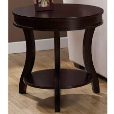 small black accent table decor innovative storage round side end tables canada 1024 1024