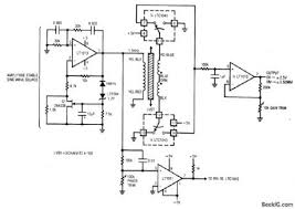 index 1170 circuit diagram seekic com lvdt signal conditioner mechanical position