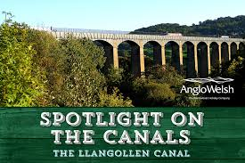 Image result for Thomas Telford Pontcysyllte Aqueduct map