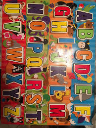 abc wooden puzzle melissa and doug